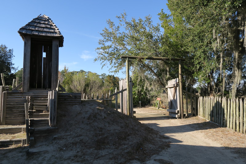 Northeastern Gate & Sentry Box
