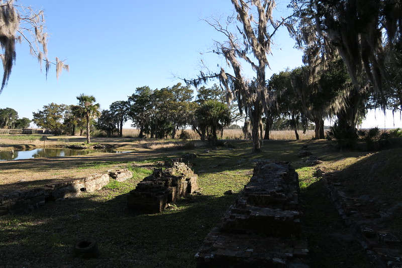 Steam-Powered Sawmill Ruins