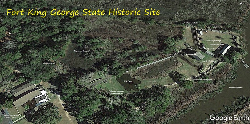 Fort King George State Historic Site