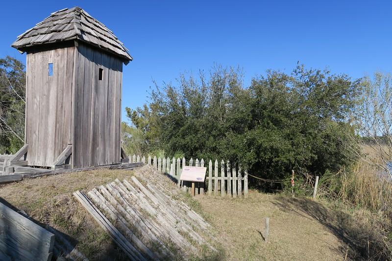 Southeast Sentry Box