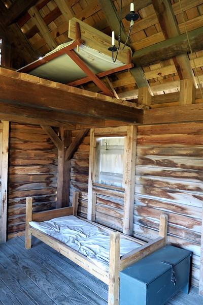 Guardhouse - Interior