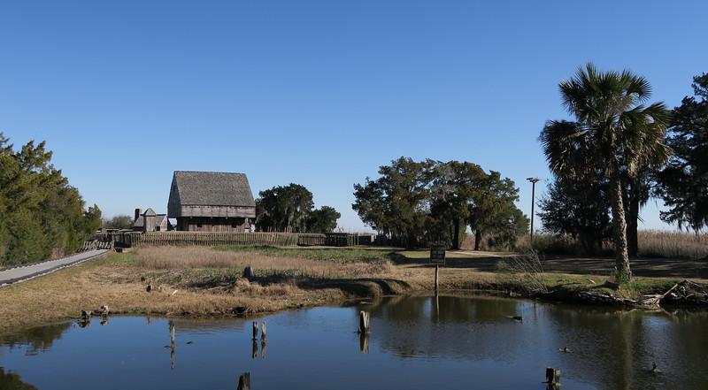 Mill Pond & Tidal Mill Site