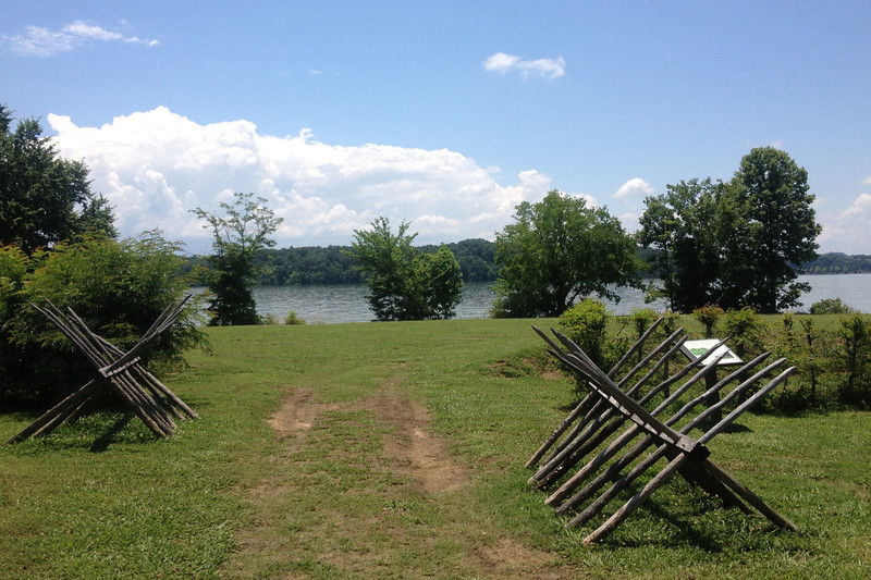 Fort Loudoun - South Gate