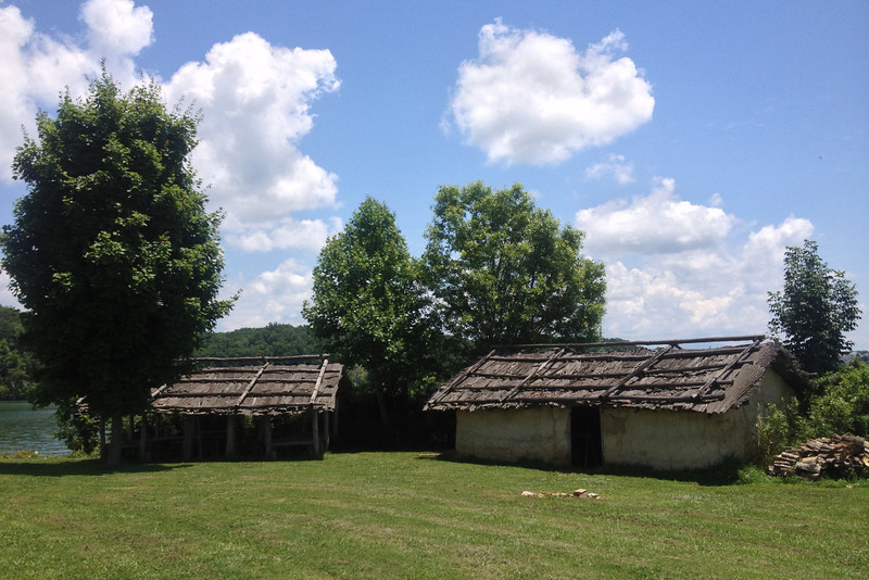 Cherokee Dwellings