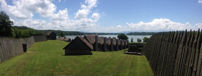 Fort Loudoun - Interior