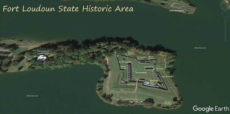 Fort Loudoun State Historic Area