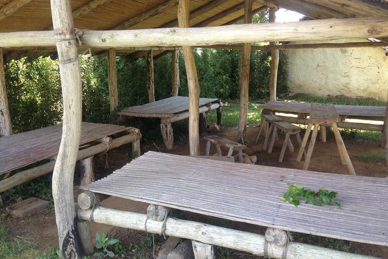 Cherokee Summer Dwelling