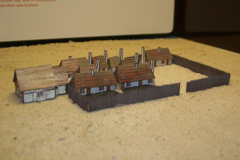 De Lignery's Fort (1715-1730's)