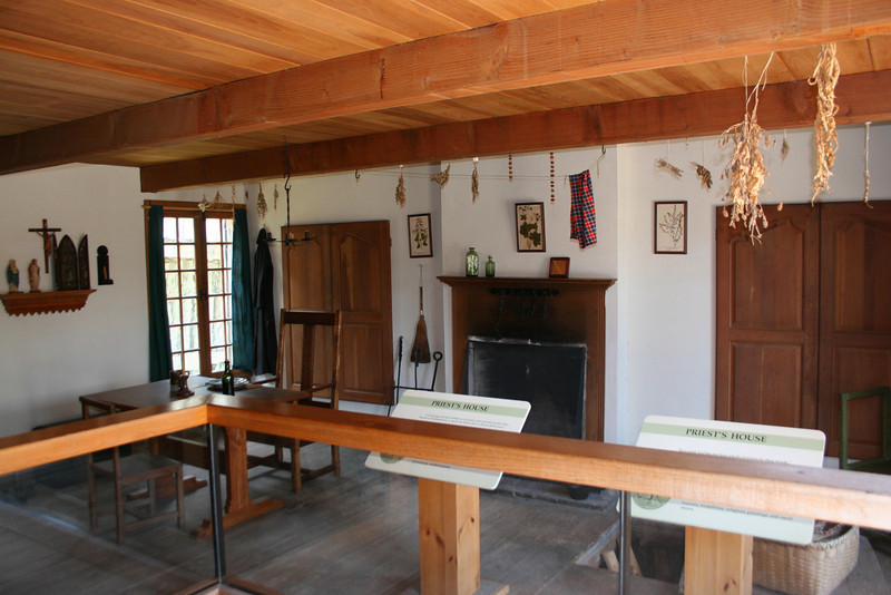 Priest's House (Interior)