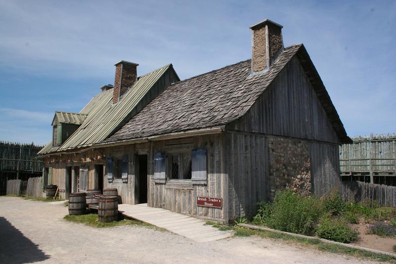 British Trader's House