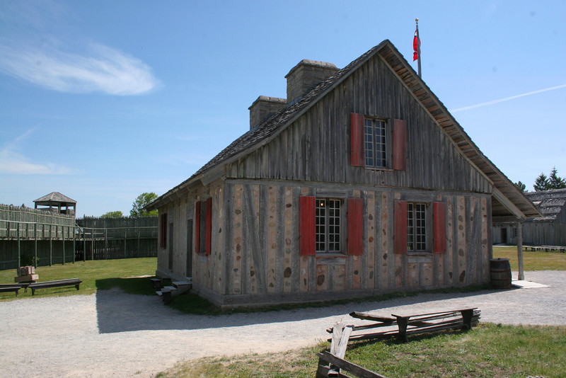 Commanding Officer's House