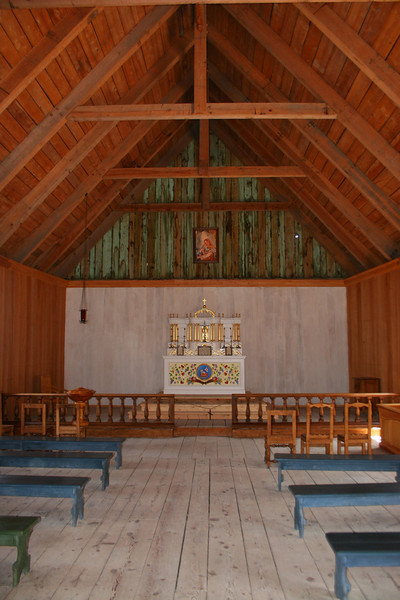 Church of St. Anne (Interior)