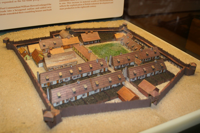 British Fort (1761-1779)
