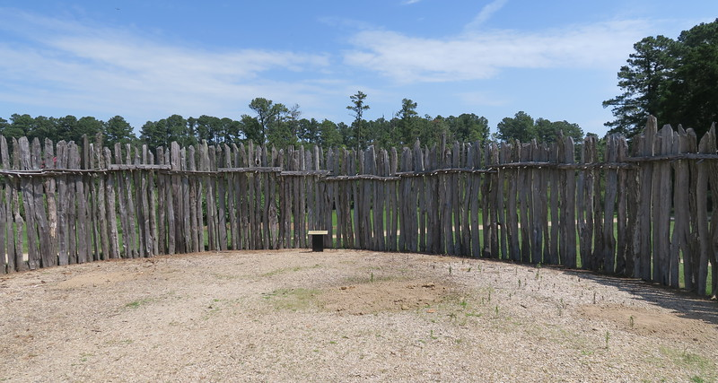5 -- James Fort (ca. 1607) - Palisade