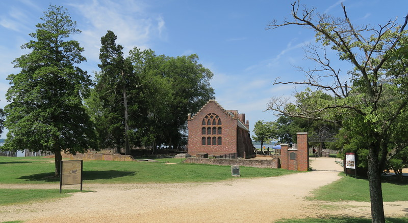 1607 Fort (Old Towne)
