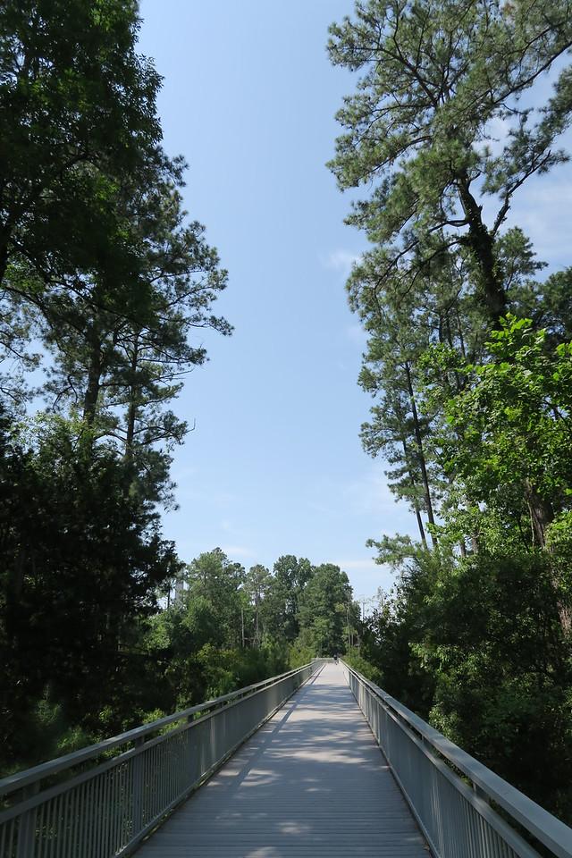 Historic Site Access Bridge