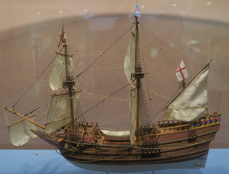 The Susan Constant