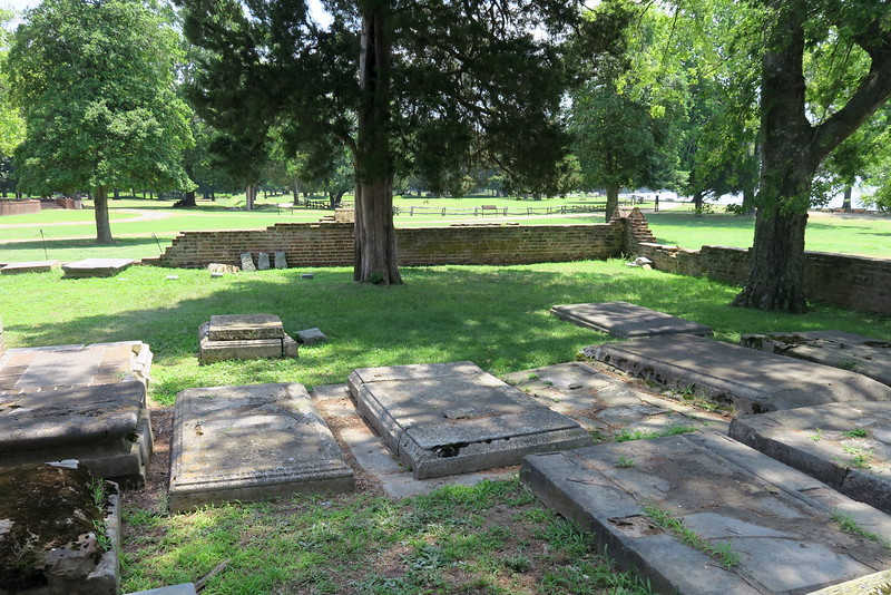 4 -- Historic Tombstones