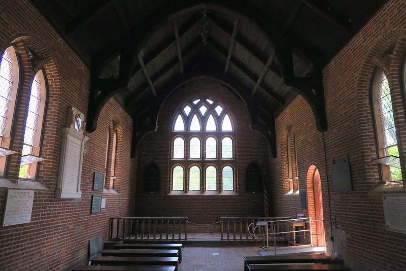 4 -- Jamestown Memorial Church