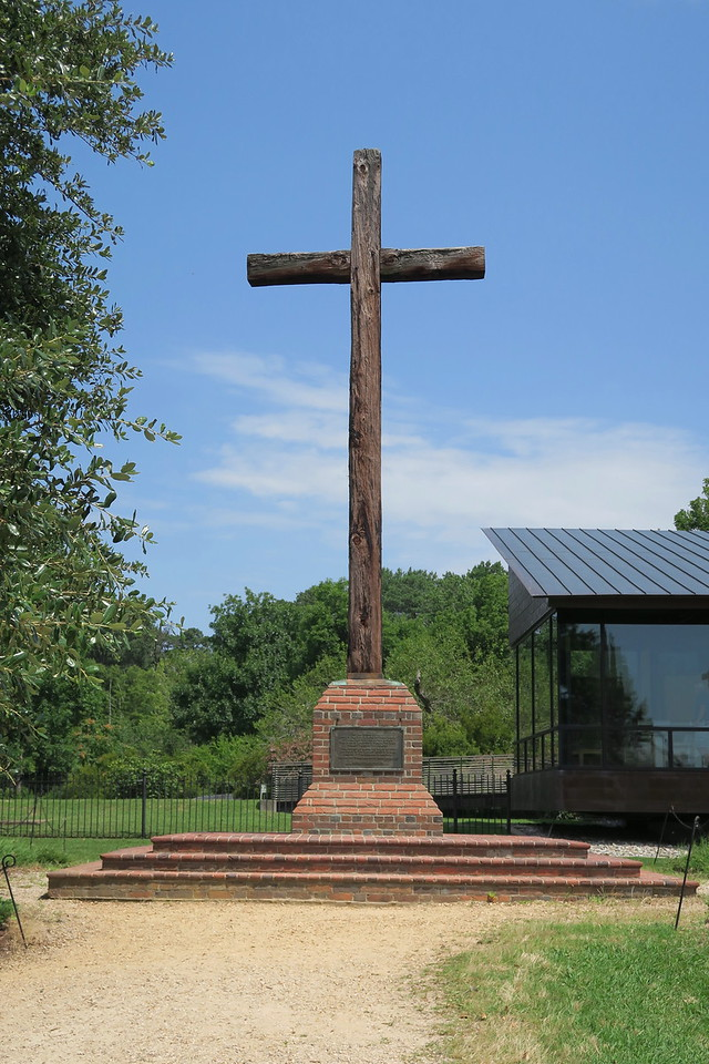Burial Ground Cross