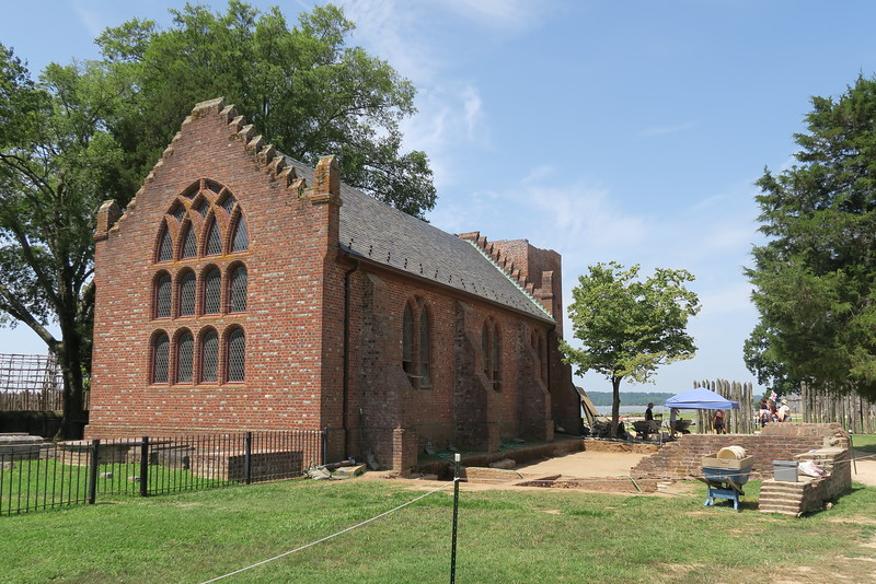 4 -- Jamestown Memorial Church