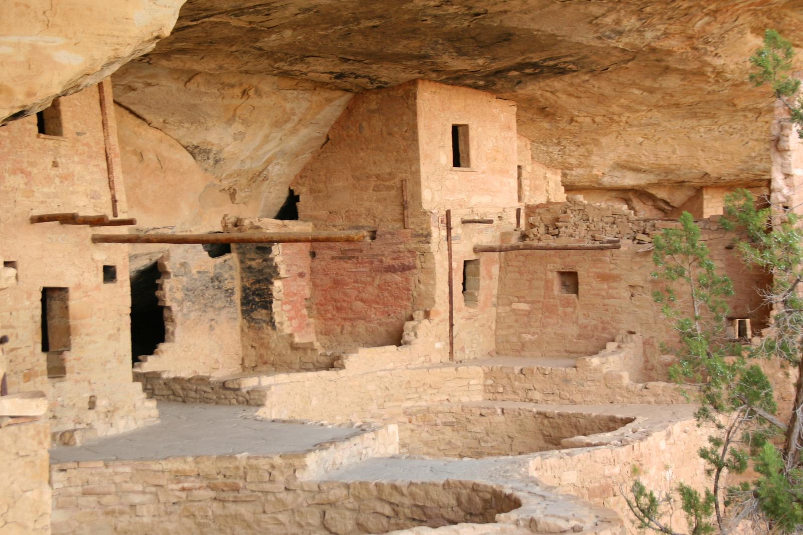 Balcony House (A.D. 1180-1270)