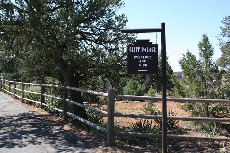 Cliff Palace (A.D 1200-1300)