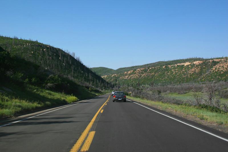 Mesa Verde Park Road