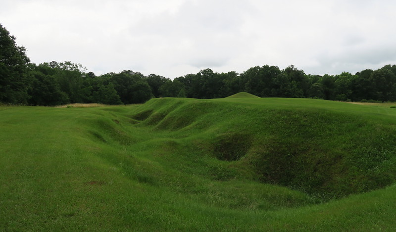 Prehistoric Trenches