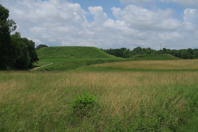 Great and Lesser Temple Mounds
