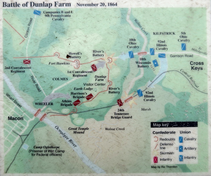 Battle of Dunlap Farm