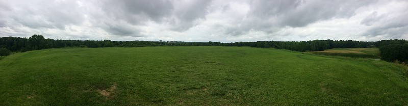 Great Temple Mound Panorama