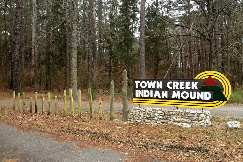 Town Creek Indian Mound State Historic Site
