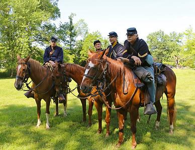 Prelude to Gettysburg, June 15, 2013
