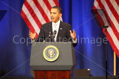 President Obama at MIT