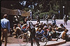 3*Thu, Apr 16, 1970<br /> *People: sit down group for peace, cops<br /> Subject: <br /> *Place: Dwinelle Plaza<br /> Activity: <br /> Comments: