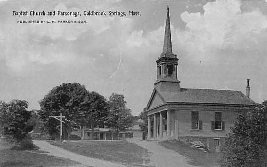 Coldbrook Springs Baptist Church