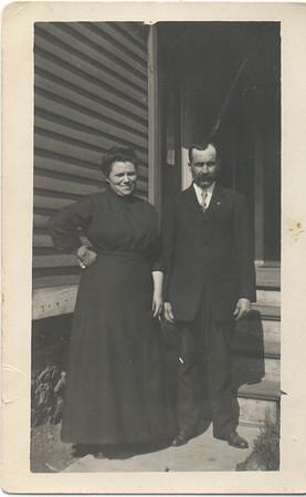 William & Jennie Quayle
