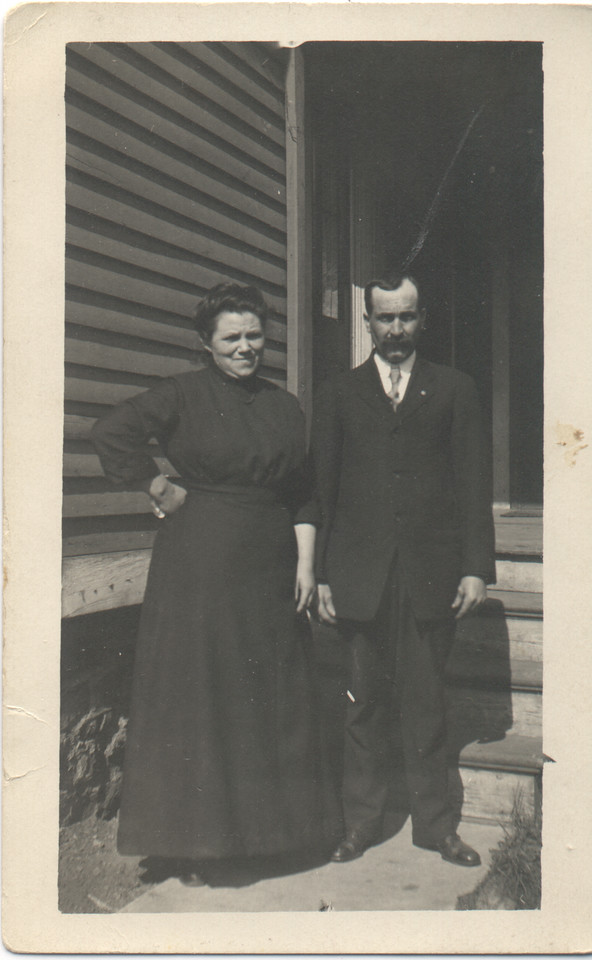 William & Jennie Quayle