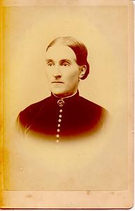 Margaret (Bridson) Quayle B: 12 DEC 1839, Patrick, IOM D: 1 JAN 1918, Ishpeming, MI