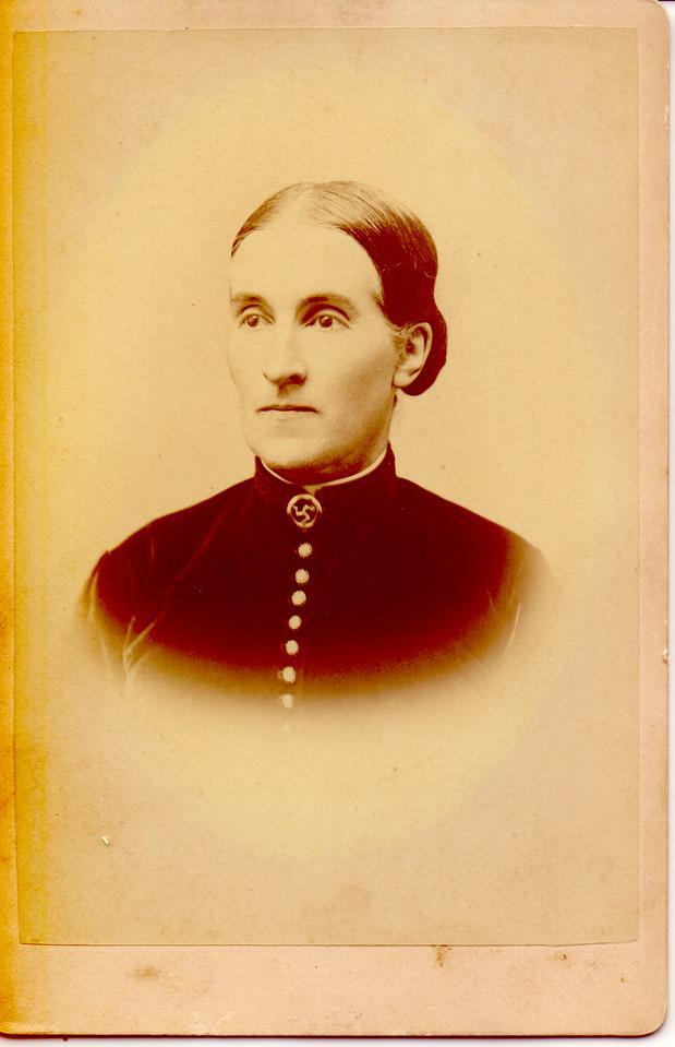 Margaret (Bridson) Quayle<br /> B: 12 DEC 1839, Patrick, IOM<br /> D: 1 JAN 1918, Ishpeming, MI