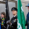 """This ceremony commemorated the centenary of the sinking of the RMS Leinster on 10 October 2018. The loss of the RMS Leinster remains the greatest single mariotime disaster in the Irish Sea. 564 people are known to have perished. For further information see <a href=""""http://www.rmsleinster.com"""">http://www.rmsleinster.com</a>"""