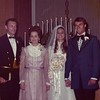 17. Susan's marriage to Jim Brandt, probably around 1974.