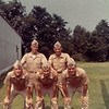 16. Me and Tom Chaffin at back; Gary Reynolds front right, Gary? Bruno in middle, and ? at left front.