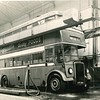 Rawtenstall Bus Depot old bus wash