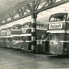 Rawtenstall Bus Depot looking towards picture house after being extended in 1938