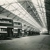 Rawtenbstall Bus Depot before being extended in 1938