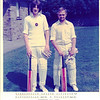 P Edwards & S Haworth - 3rd XI record 1st wicket partnership