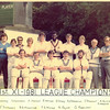 1st XI 1981 - League Champions