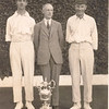 RCC League Champions 1926-  presumablycaptain, president and pro